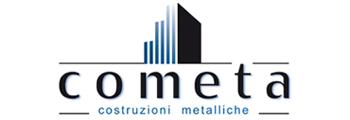 Cometa Costruzioni Metalliche Logo